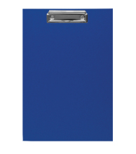 Clipboard A4 CP Blue 5pcs