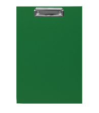 Clipboard A4 CP Green 5pcs