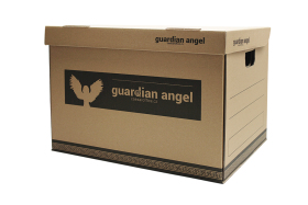 Archivní kontejner Guardian Angel 470x350x310mm na 5ks pořadačů